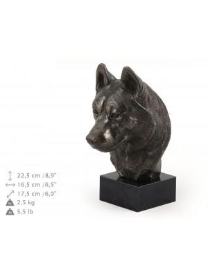 Siberian Husky - figurine (bronze) - 303 - 9182
