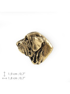 Spanish Mastiff - pin (gold plating) - 1517 - 7891