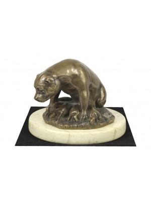 Staffordshire Bull Terrier - figurine (bronze) - 4656 - 41707