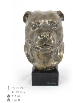 Staffordshire Bull Terrier - figurine (resin) - 142 - 7672