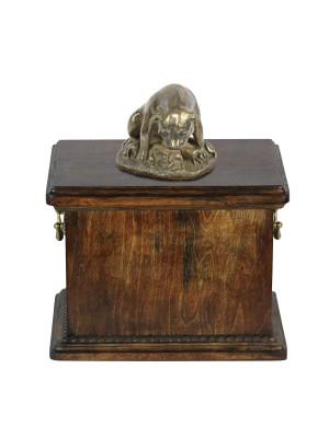 Staffordshire Bull Terrier - urn - 4052 - 38226