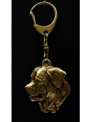 Tosa Inu - keyring (gold plating) - 1740 - 11068