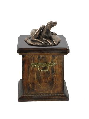 Weimaraner - urn - 4076 - 38401