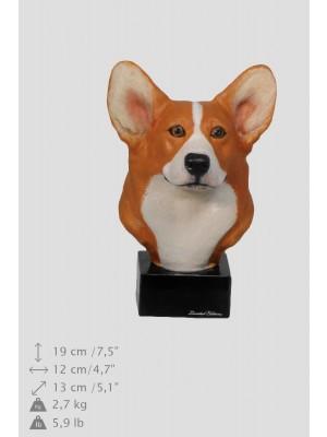 Welsh Corgi Pembroke - figurine - 2343 - 24905