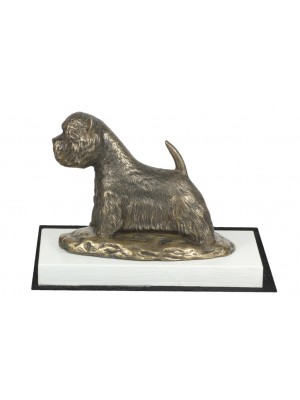West Highland White Terrier - figurine (bronze) - 4586 - 41345