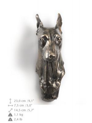 pincher - figurine (bronze) - 550 - 9908