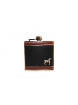 Rottweiler - flask - 3508