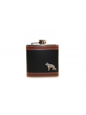 German Shepherd - flask - 3548
