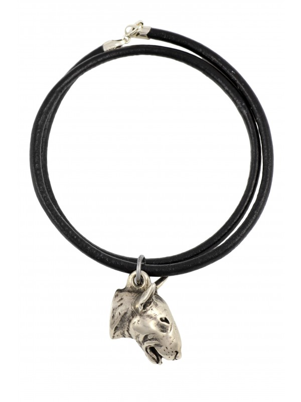 Bull Terrier - necklace (strap) - 157