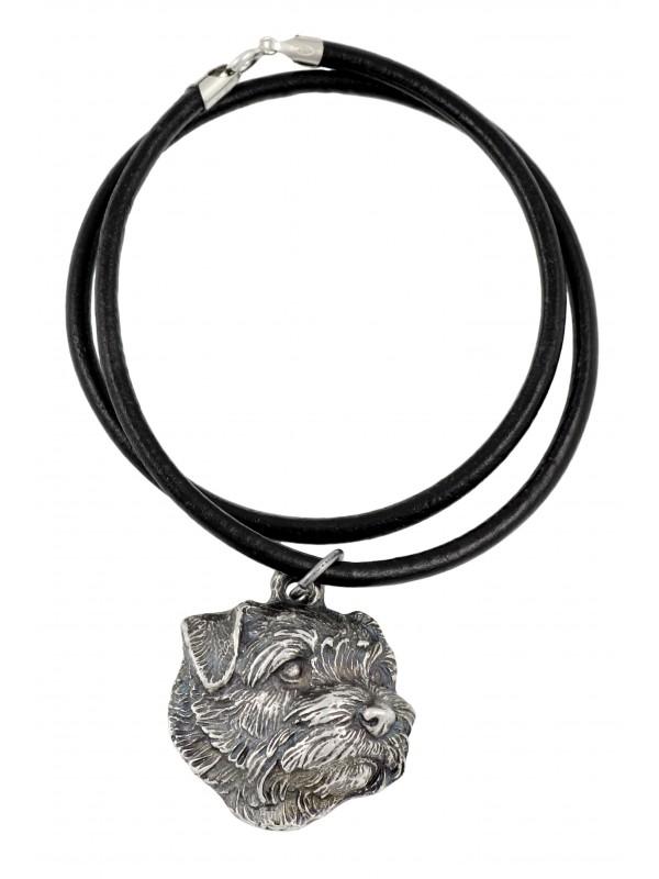 Norfolk Terrier - necklace (strap) - 1121