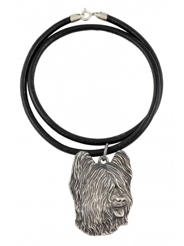 Briard - necklace (strap) - 140