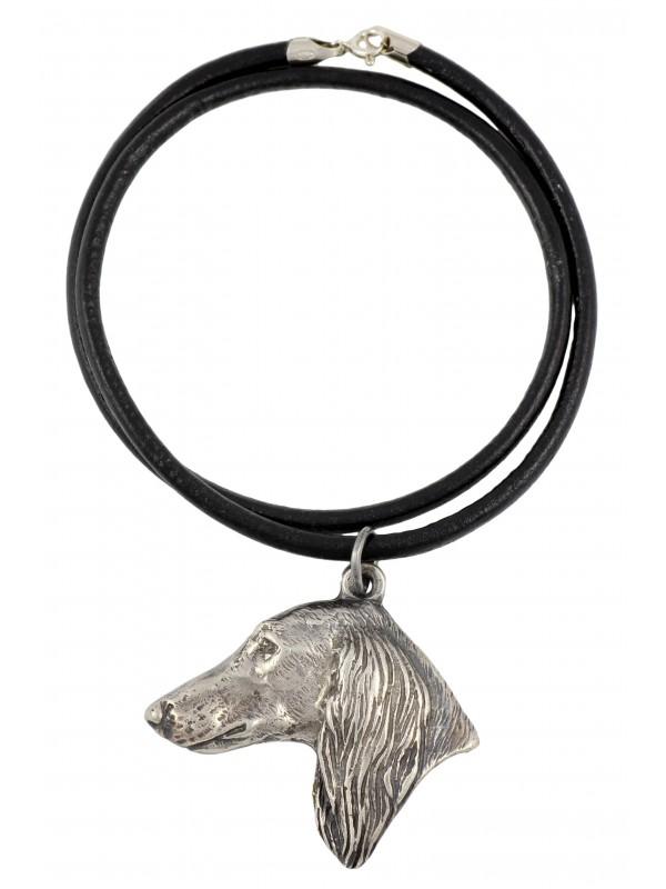 Saluki - necklace (strap) - 143