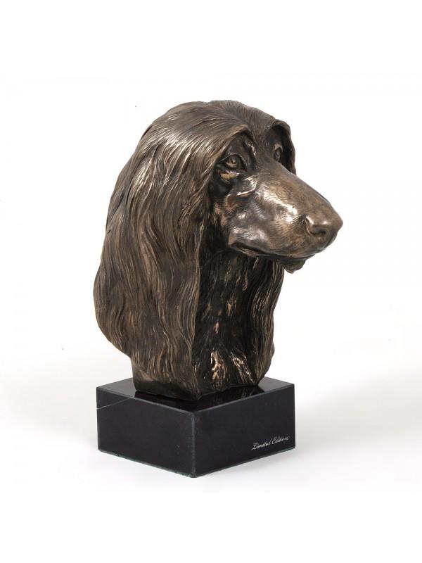 Afghan Hound - figurine (bronze) - 159 - 2786