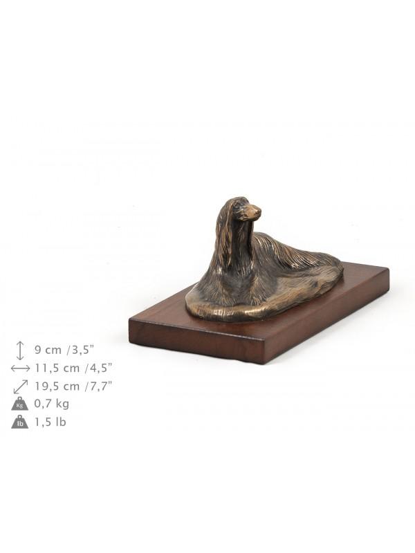Afghan Hound - figurine (bronze) - 573 - 8315