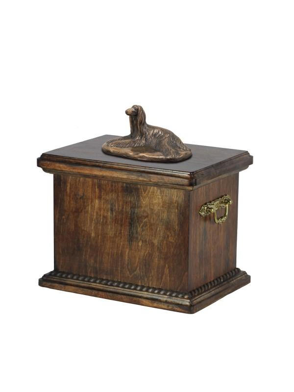 Afghan Hound - urn - 3687 - 36034