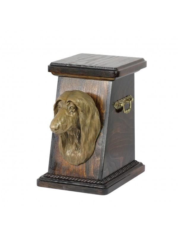 Afghan Hound - urn - 3690 - 36056