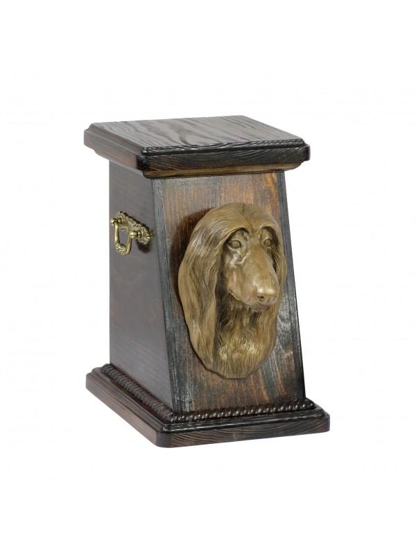 Afghan Hound - urn - 3690 - 36058