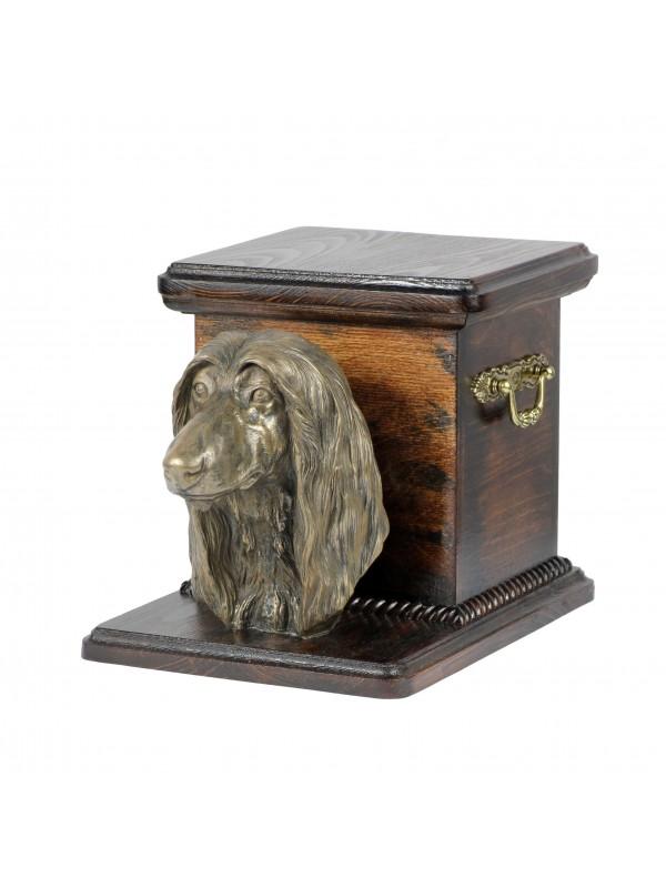 Afghan Hound - urn - 3692 - 36072