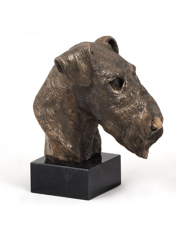 Airedale Terrier - figurine (bronze) - 160 - 2787