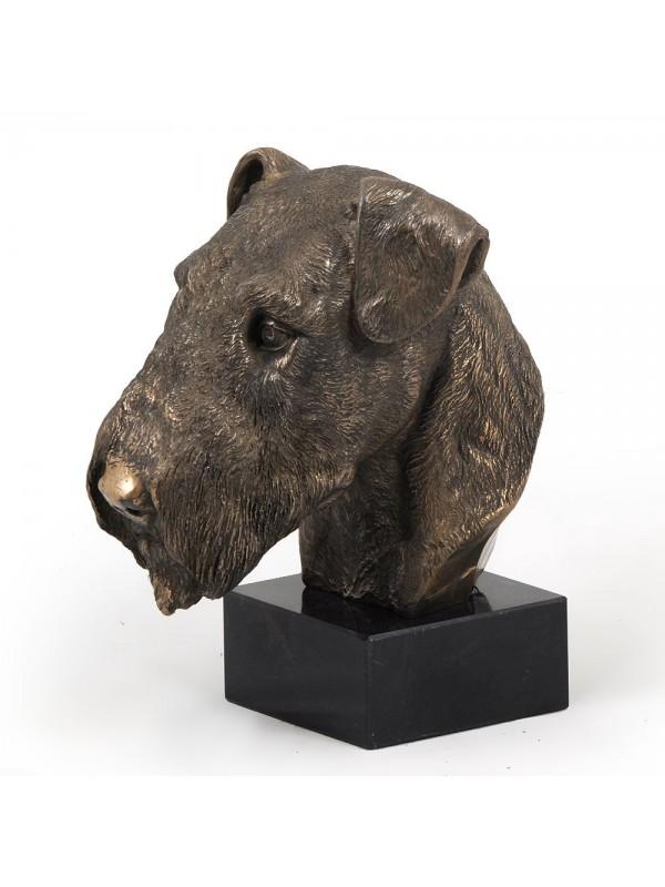 Airedale Terrier - figurine (bronze) - 160 - 2789