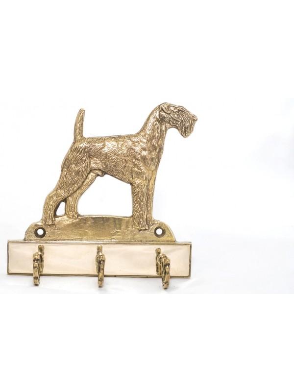 Airedale Terrier - hanger - 1665 - 9669