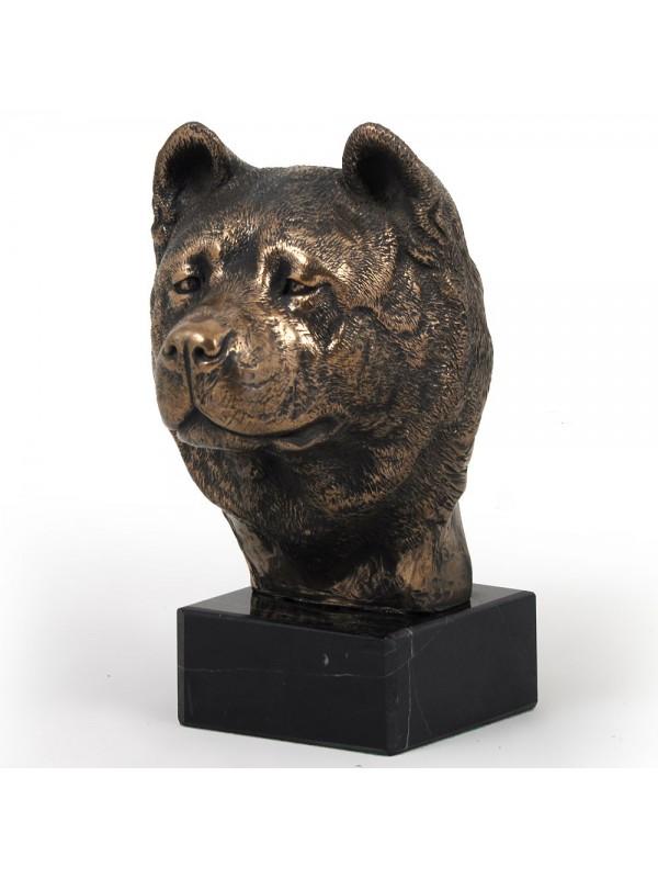 Akita Inu - figurine (bronze) - 162 - 2794