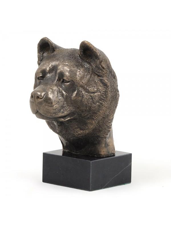 Akita Inu - figurine (bronze) - 162 - 3023