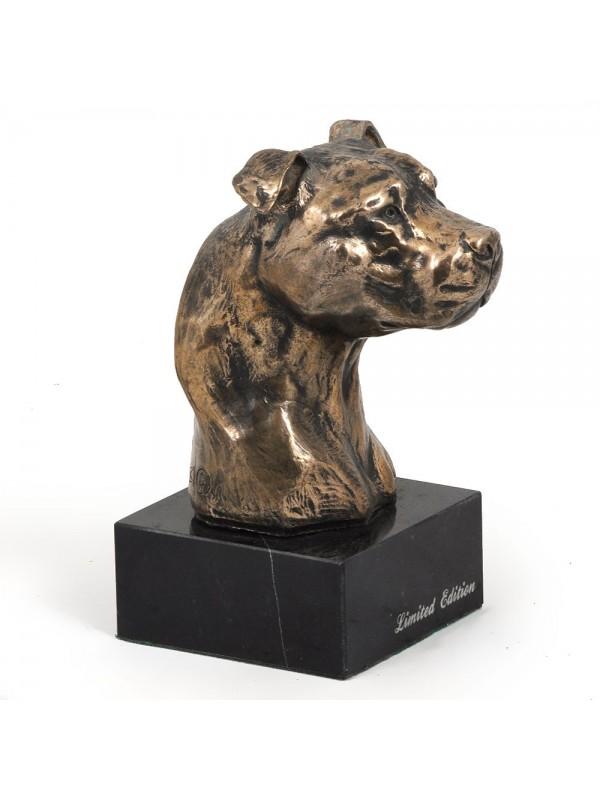American Staffordshire Terrier - figurine (bronze) - 164 - 2801