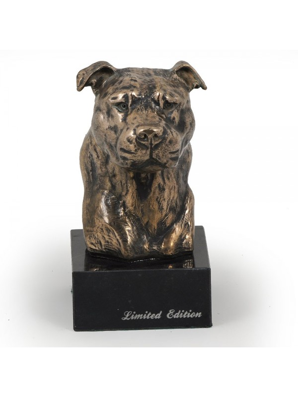 American Staffordshire Terrier - figurine (bronze) - 164 - 2802