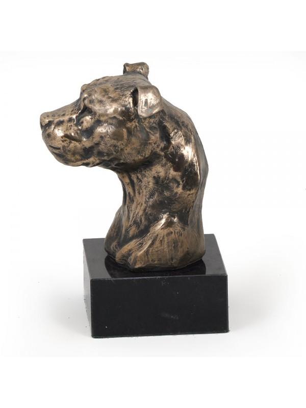 American Staffordshire Terrier - figurine (bronze) - 164 - 2805