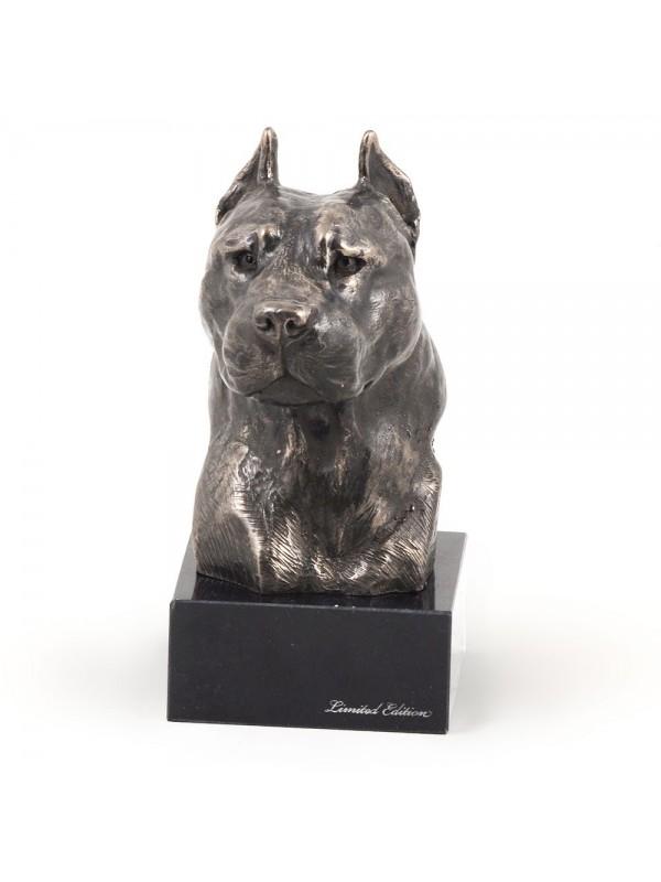 American Staffordshire Terrier - figurine (bronze) - 166 - 3053