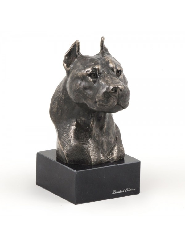 American Staffordshire Terrier - figurine (bronze) - 166 - 3054