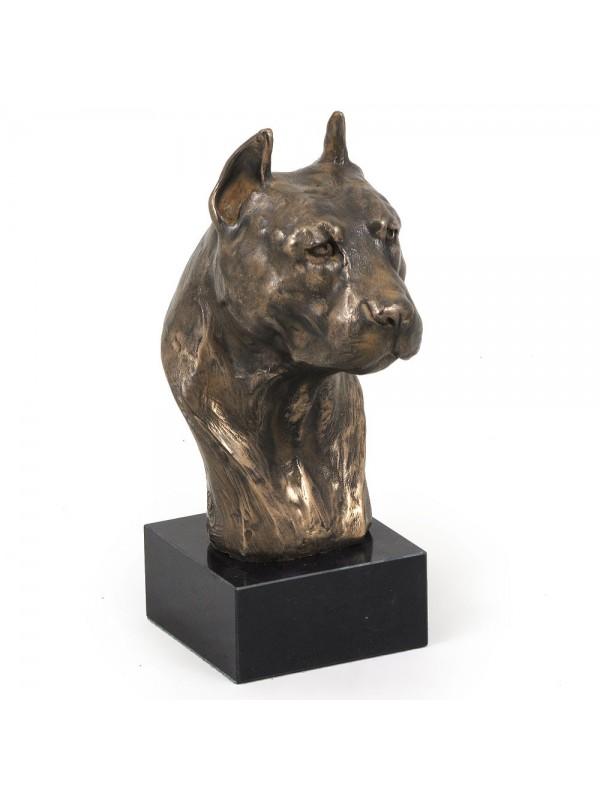 American Staffordshire Terrier - figurine (bronze) - 167 - 2806
