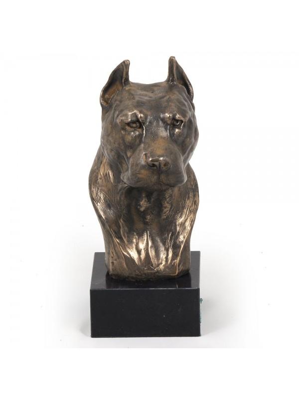 American Staffordshire Terrier - figurine (bronze) - 167 - 2807