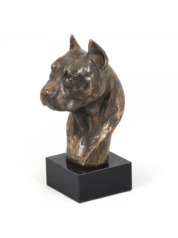 American Staffordshire Terrier - figurine (bronze) - 167 - 2808