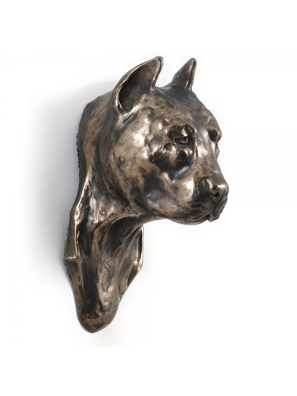 American Staffordshire Terrier - figurine (bronze) - 353 - 2616
