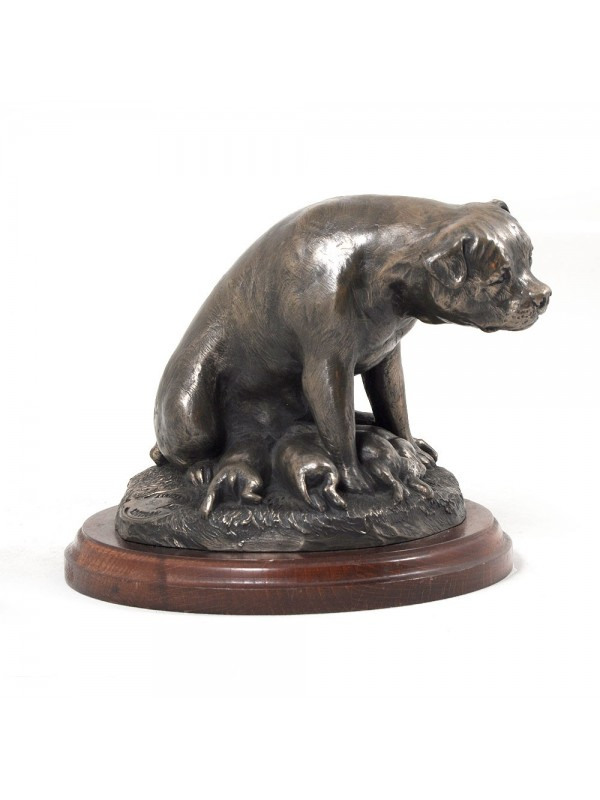 American Staffordshire Terrier - figurine (bronze) - 575 - 2621