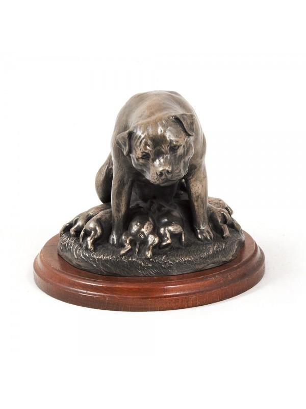 American Staffordshire Terrier - figurine (bronze) - 575 - 2625