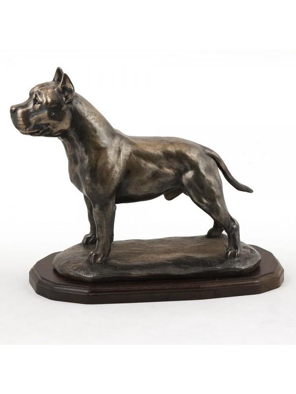 American Staffordshire Terrier - figurine (bronze) - 663 - 6922