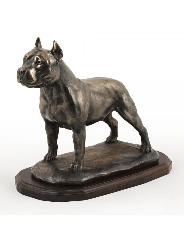 American Staffordshire Terrier - figurine (bronze) - 663 - 6923
