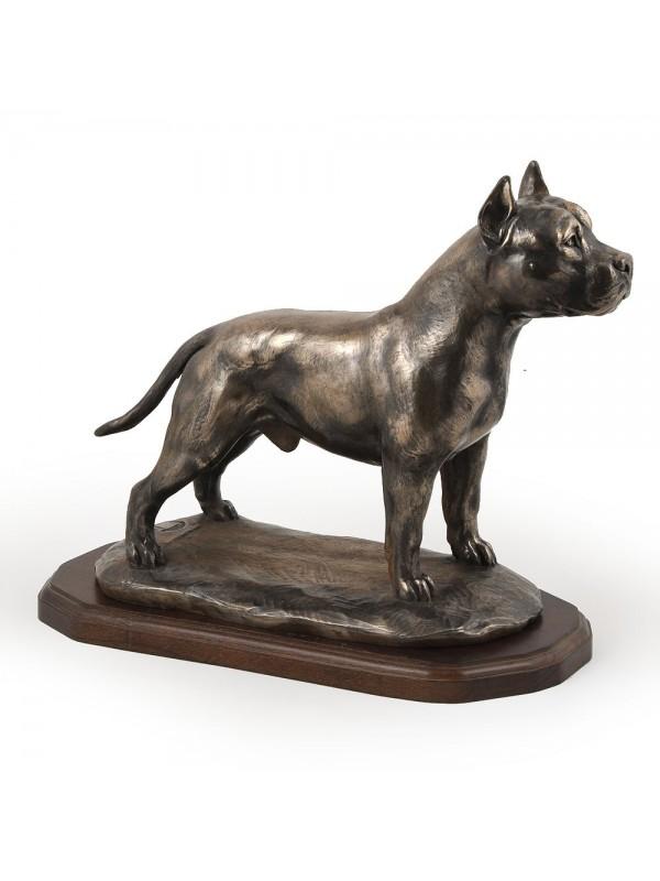 American Staffordshire Terrier - figurine (bronze) - 663 - 6925