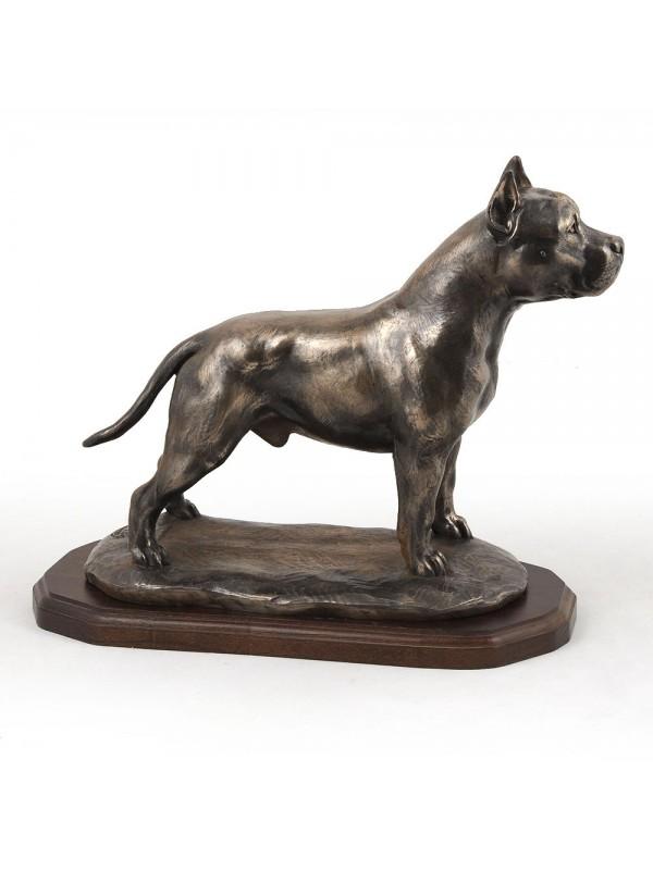 American Staffordshire Terrier - figurine (bronze) - 663 - 6926