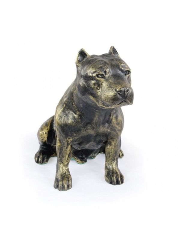 American Staffordshire Terrier - figurine (resin) - 345 - 16235