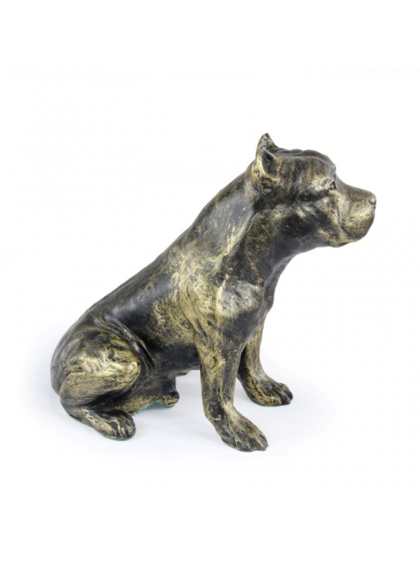 American Staffordshire Terrier - figurine (resin) - 345 - 16236