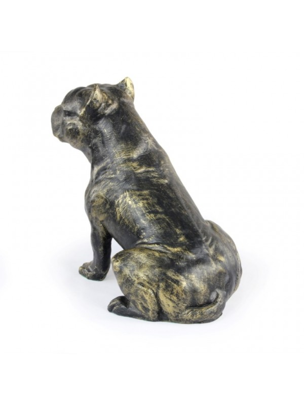 American Staffordshire Terrier - figurine (resin) - 345 - 16238