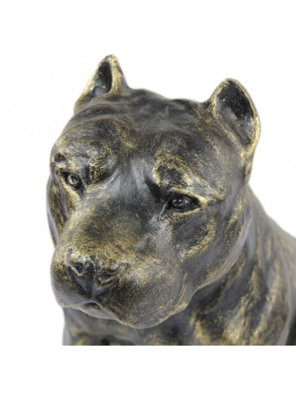 American Staffordshire Terrier - figurine (resin) - 345 - 16241