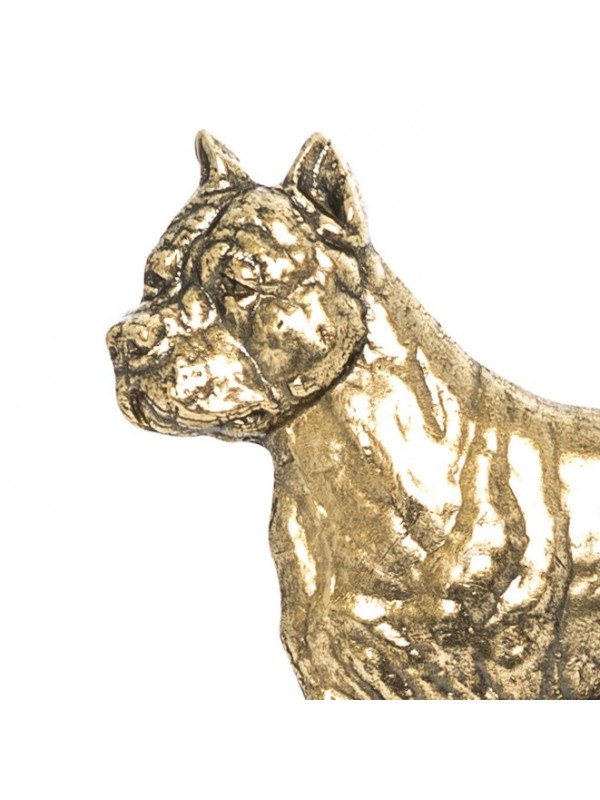 American Staffordshire Terrier - hanger - 1633 - 9476