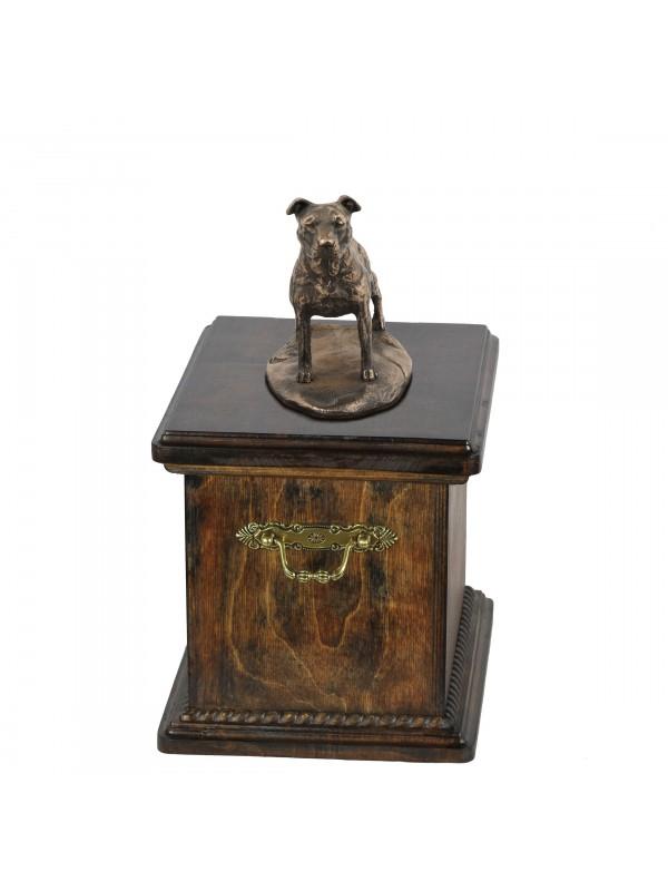 American Staffordshire Terrier - urn - 4028 - 38054