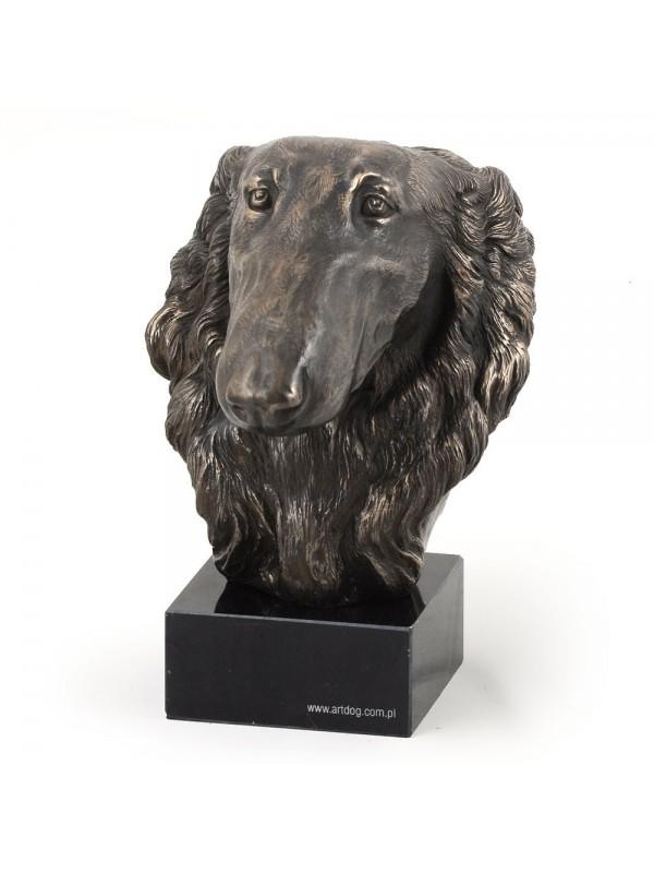 Barzoï Russian Wolfhound - figurine (bronze) - 181 - 3102