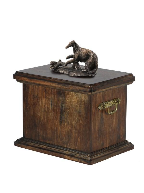 Barzoï Russian Wolfhound - urn - 4032 - 38085